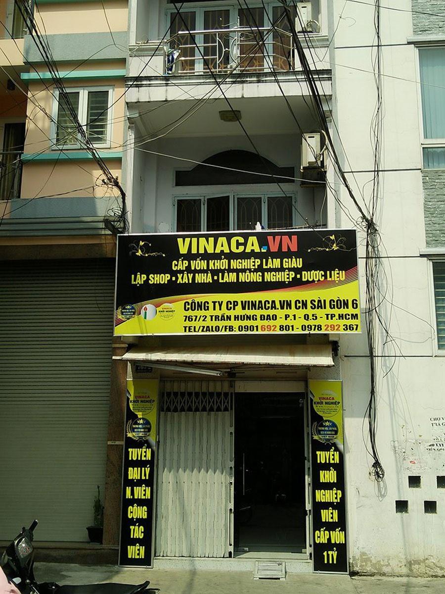 """Thâm nhập lớp Khởi nghiệp Vinaca"""": Lộ mặt kinh doanh đa cấp-3"""