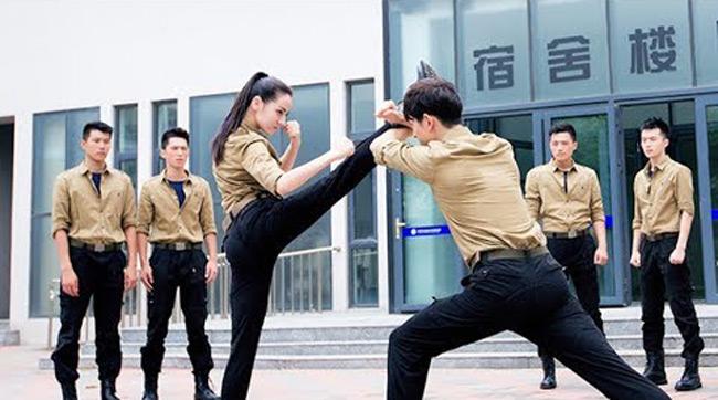 Chân dài gợi cảm nhất màn ảnh Hoa ngữ thuộc về ai?-2