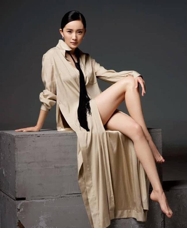 Chân dài gợi cảm nhất màn ảnh Hoa ngữ thuộc về ai?-8