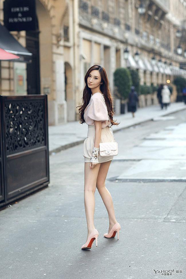 Chân dài gợi cảm nhất màn ảnh Hoa ngữ thuộc về ai?-14