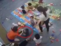 Cô giáo mầm non kẹp đùi, đánh liên tiếp vào người trẻ gây phẫn nộ ở Nghệ An