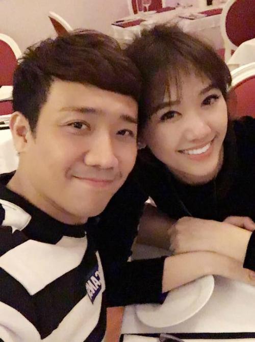 Hóa ra đây là bí quyết giữ gìn hôn nhân hạnh phúc của Hari Won - Trấn Thành-3