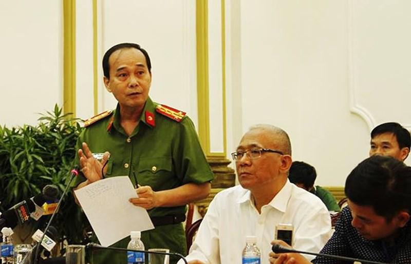 Vụ cháy chung cư Carina khiến 13 người chết: Khởi tố, bắt tạm giam giám đốc công ty Hùng Thanh-1