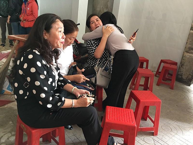 Vụ cháy chung cư Carina khiến 13 người chết: Khởi tố, bắt tạm giam giám đốc công ty Hùng Thanh-2