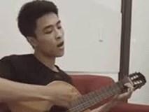 Trai đẹp 'bê' thơ Xuân Diệu vào trong bài hát để dạy dân FA cách đi 'thả thính'
