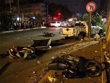 Lời khai tài xế tông hàng loạt người chờ đèn đỏ ở Sài Gòn