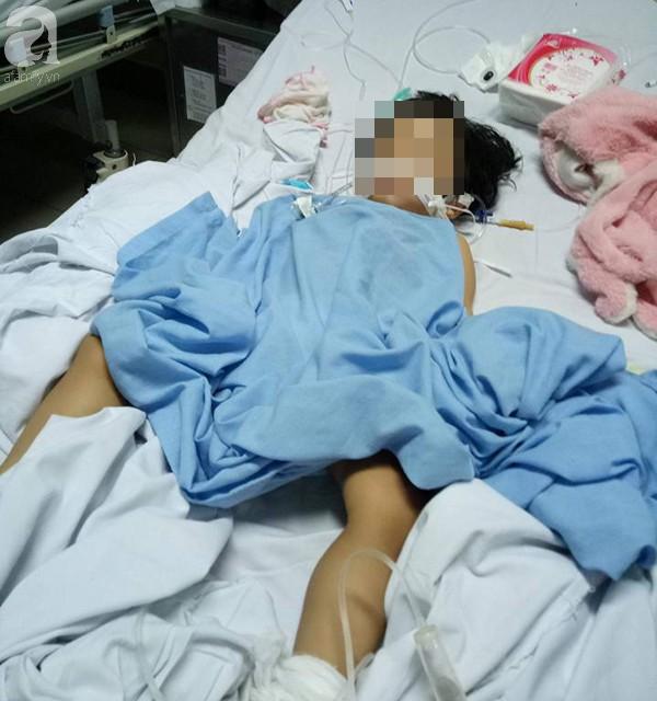 Cơ sở mầm non nơi bé gái gần 20 tháng tuổi bị rạn hộp sọ, tụ máu não tại Quảng Ninh chưa được cấp phép-2