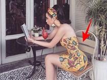 Đến hẹn lại lên: Angela Phương Trinh đăng ảnh mới, vẫn với phong cách mặc kệ giải phẫu học tự nhiên!
