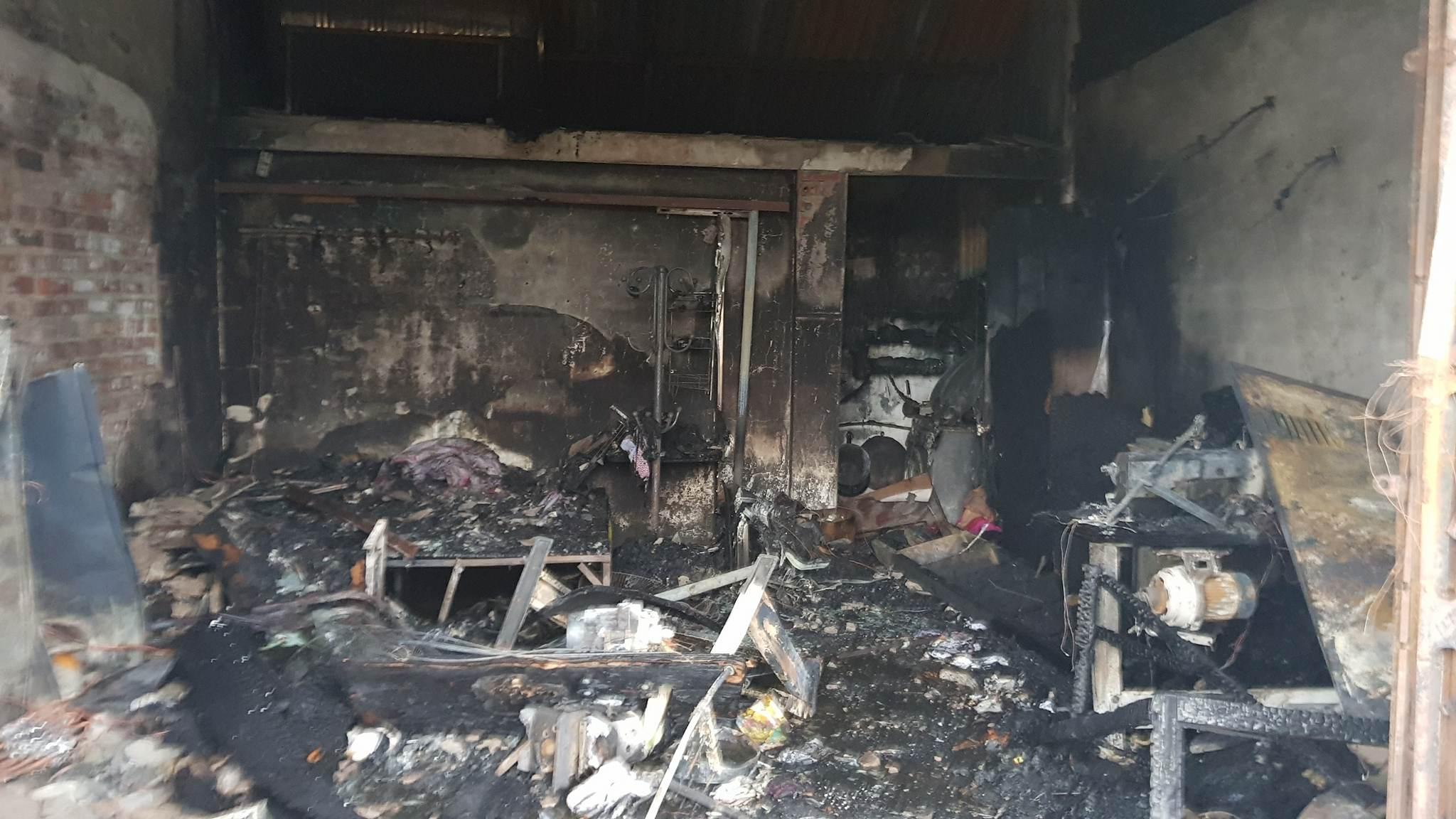 3 mẹ con chết cháy ở Nam Định: Nguyên nhân ban đầu-3