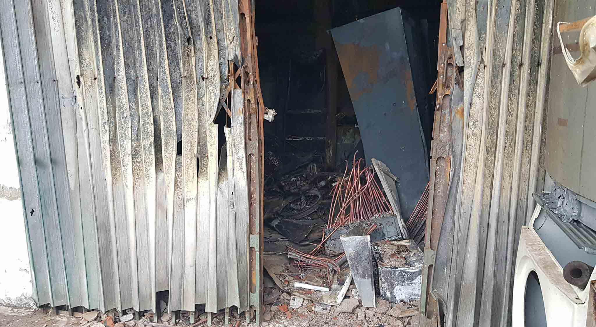 3 mẹ con chết cháy ở Nam Định: Nguyên nhân ban đầu-5