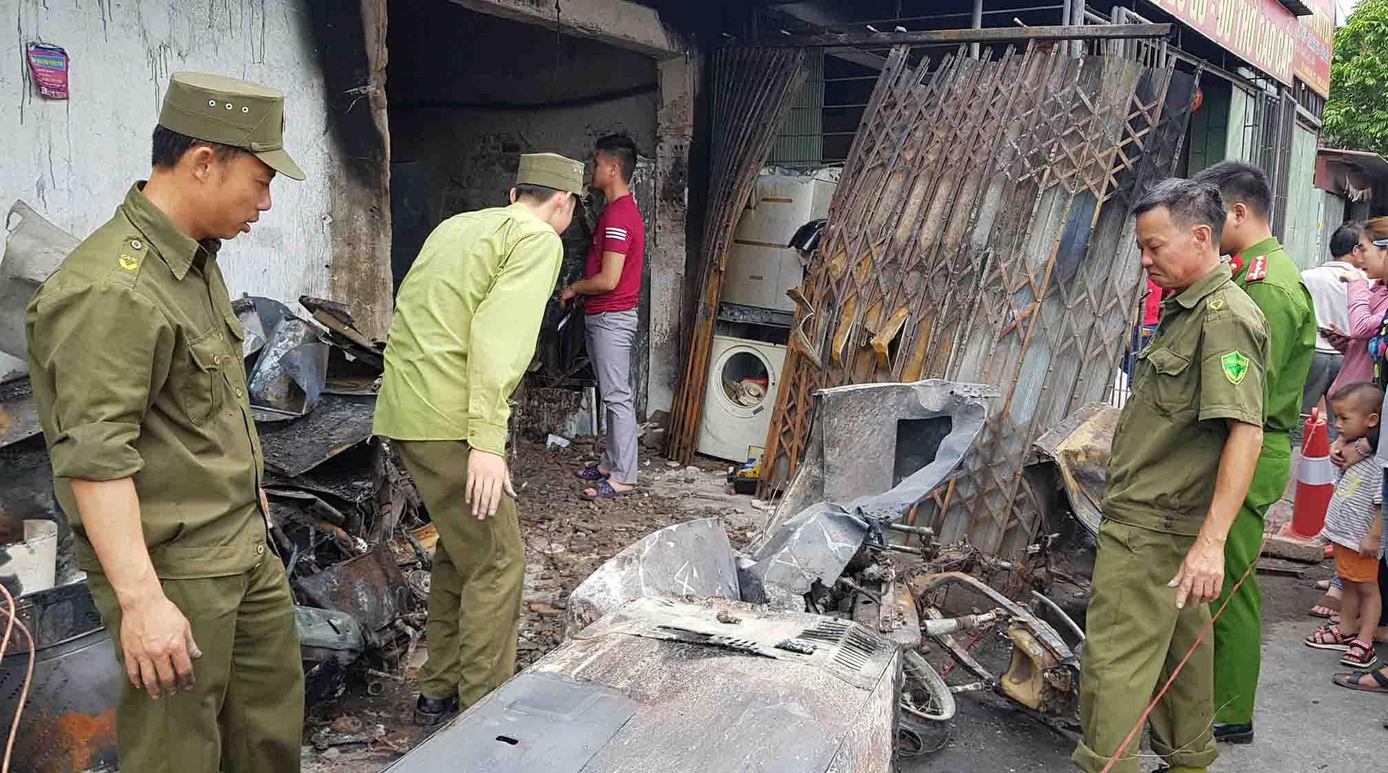 3 mẹ con chết cháy ở Nam Định: Nguyên nhân ban đầu-6