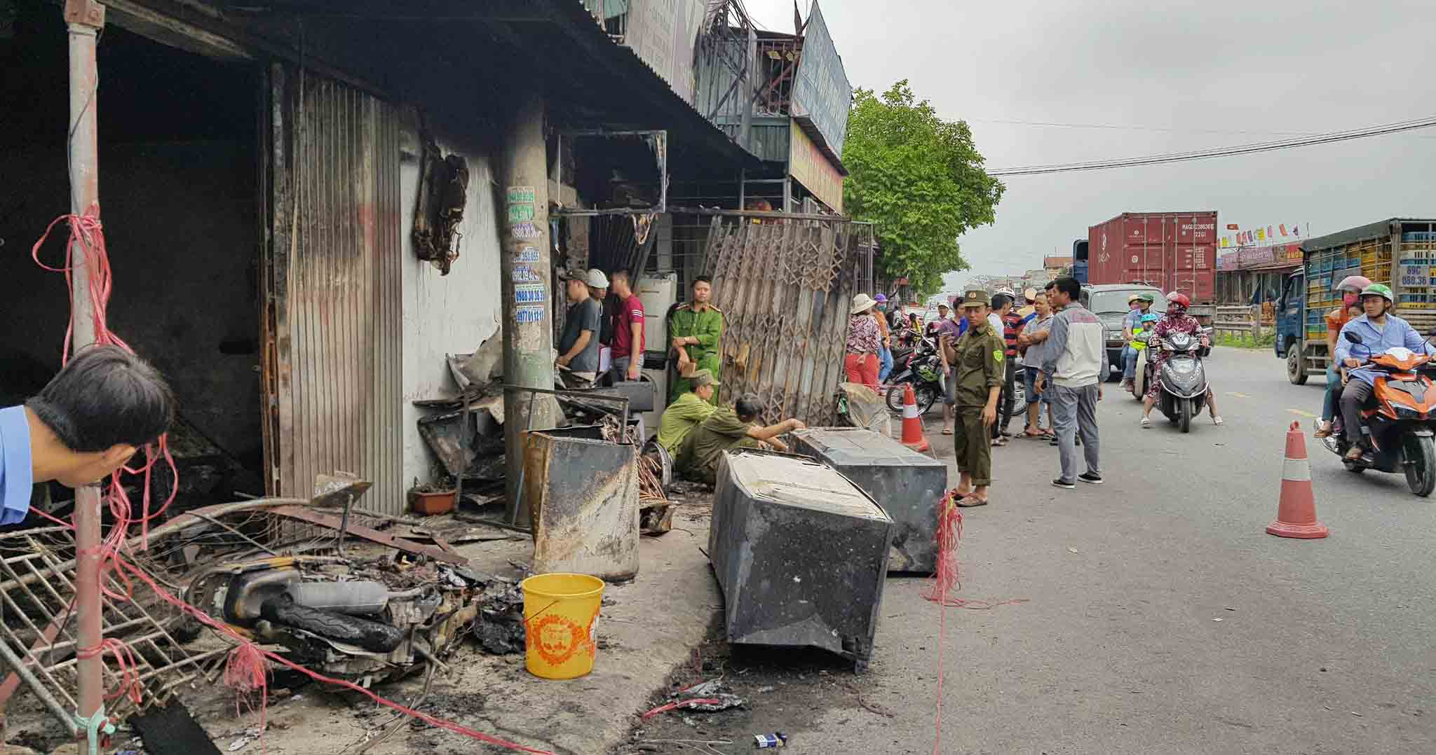 3 mẹ con chết cháy ở Nam Định: Nguyên nhân ban đầu-7