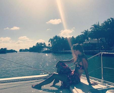 Khoe vẻ đẹp như nữ thần, bạn gái Alexis Sanchez khiến người hâm mộ ngây ngất-3