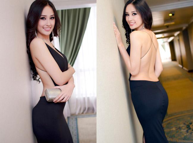 Lưng trần nuột nà của Nhã Phương, Mai Phương Thúy, Elly Trần-5