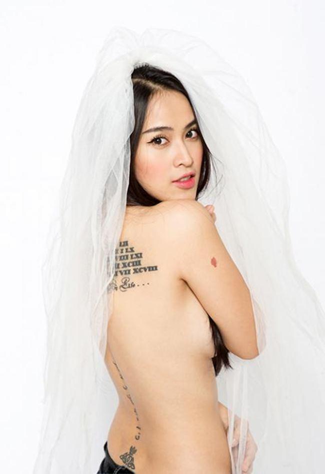 Lưng trần nuột nà của Nhã Phương, Mai Phương Thúy, Elly Trần-14