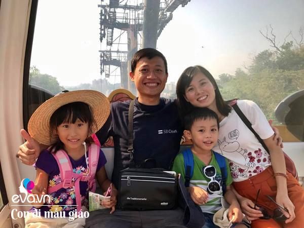 Áp lực chuyện sắm ti tỉ thứ đồ khi con học mầm non tại Nhật của mẹ Việt-1