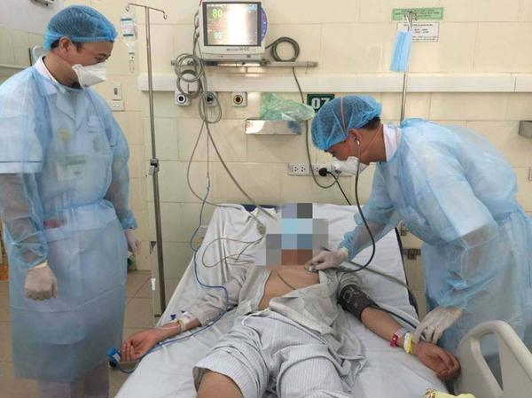 Thêm một người trẻ bị vi khuẩn ăn não tấn công, phải nhập viện điều trị cách ly-1