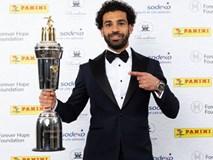 Salah nói gì khi giành giải Cầu thủ xuất sắc nhất Premier League?