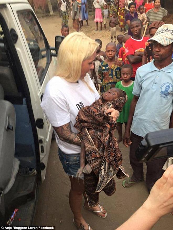 Hình ảnh mới nhất của cậu bé 2 tuổi từng bị bỏ đói gây chấn động thế giới-2