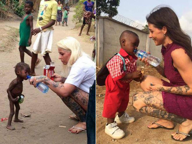 Hình ảnh mới nhất của cậu bé 2 tuổi từng bị bỏ đói gây chấn động thế giới-10