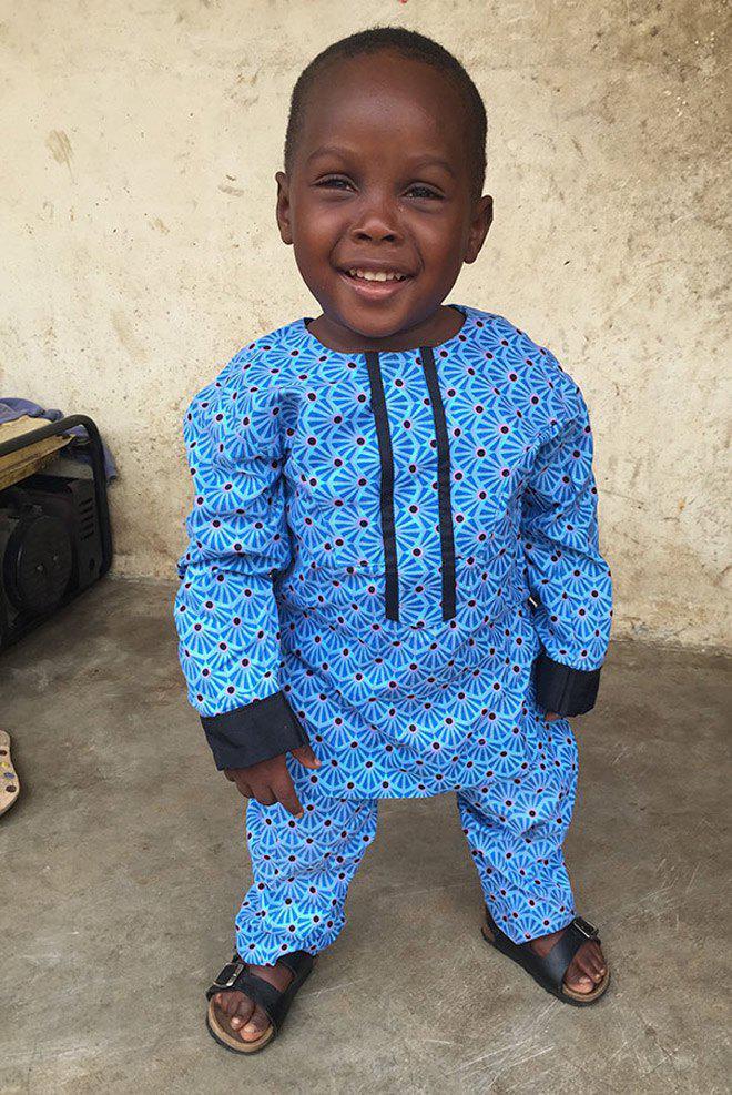 Hình ảnh mới nhất của cậu bé 2 tuổi từng bị bỏ đói gây chấn động thế giới-8