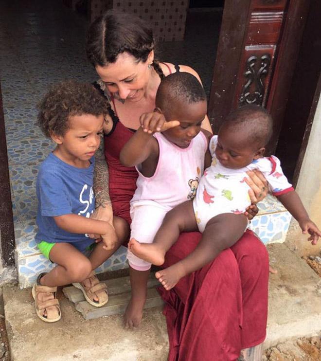 Hình ảnh mới nhất của cậu bé 2 tuổi từng bị bỏ đói gây chấn động thế giới-12