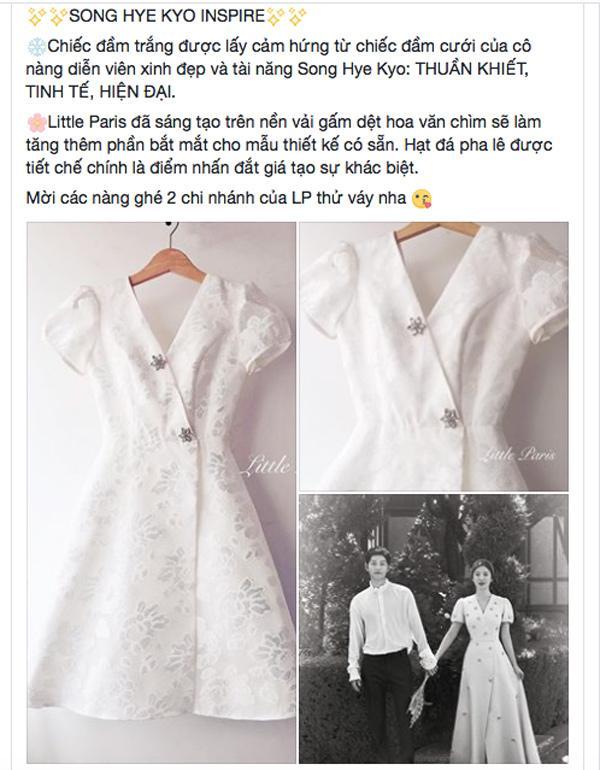 Sự thật chuyện Hoà Minzy mặc thiết kế nhái từ váy cưới của Song Hye Kyo-5