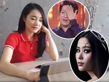 Giữa scandal tình ái Trường Giang, Nhã Phương bảo: 'Nếu tôi trở thành ác nữ, mọi người đừng ghét nhé!'