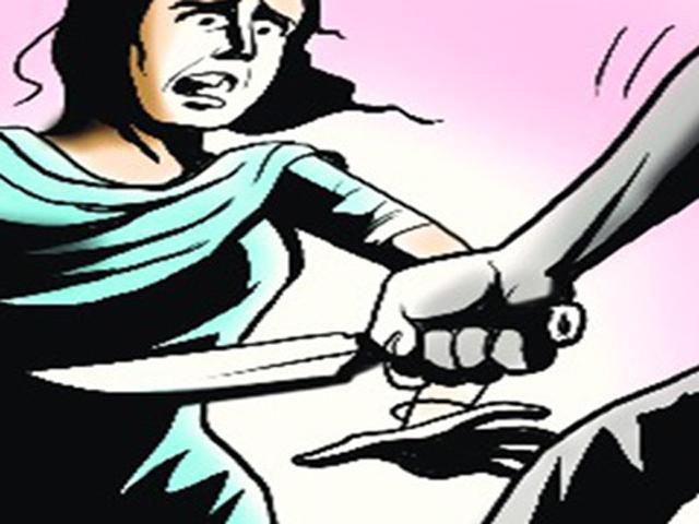 """Thai phụ bị chồng đâm tàn bạo vì không thể... chiều chuộng""""-1"""