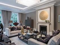 Lóa mắt với nội thất sang chảnh như hoàng gia trong căn biệt thự đắt nhất nhì nước Anh