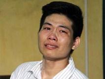 Kẻ sát hại người yêu bằng 22 nhát dao vì níu kéo bất thành khóc nức nở tại tòa