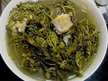 Chờ cả tuần để ăn món dưa nhà nghèo của dân Phú Thọ