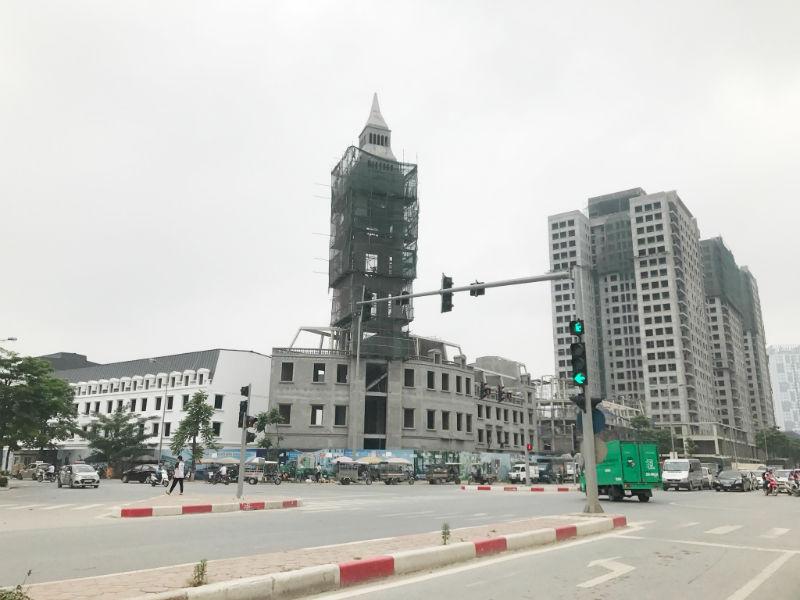 Đất Hà Đông cả một vùng lên cơn sốt: Đổ tiền tỷ gom vội-2