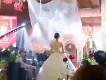 Những tai nạn khó đỡ trong đám cưới khiến dân tình cười rớt hàm