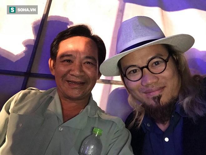 Quang Tèo: Khi Vượng Râu nổi tiếng, cư xử nhiều lúc khiến tôi buồn-1