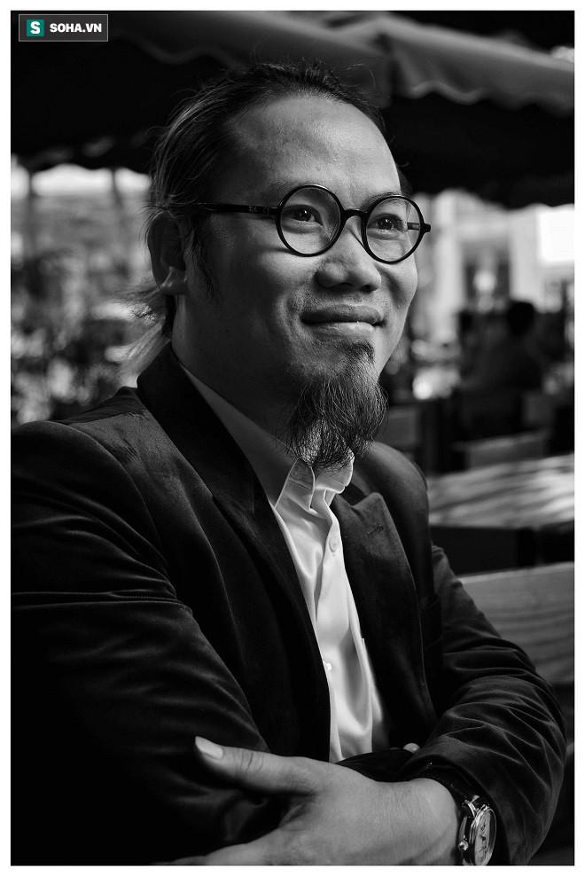 Quang Tèo: Khi Vượng Râu nổi tiếng, cư xử nhiều lúc khiến tôi buồn-2