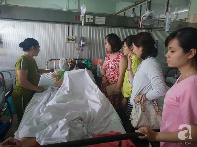 Mới sinh được hai tháng, mẹ trẻ 18 tuổi mất chồng, mất luôn chân vì bị container cán qua người-7