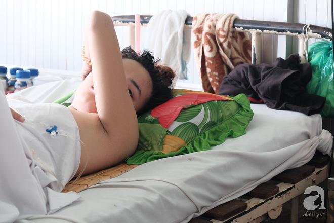 Mới sinh được hai tháng, mẹ trẻ 18 tuổi mất chồng, mất luôn chân vì bị container cán qua người-9