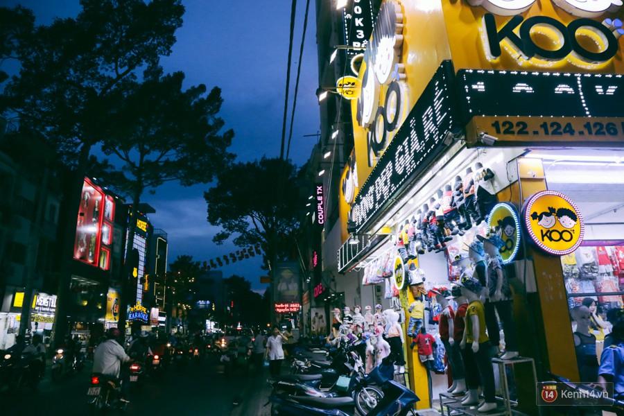 Đường Nguyễn Trãi chính thức được hợp pháp hóa thành Phố thời trang đầu tiên ở Sài Gòn-6