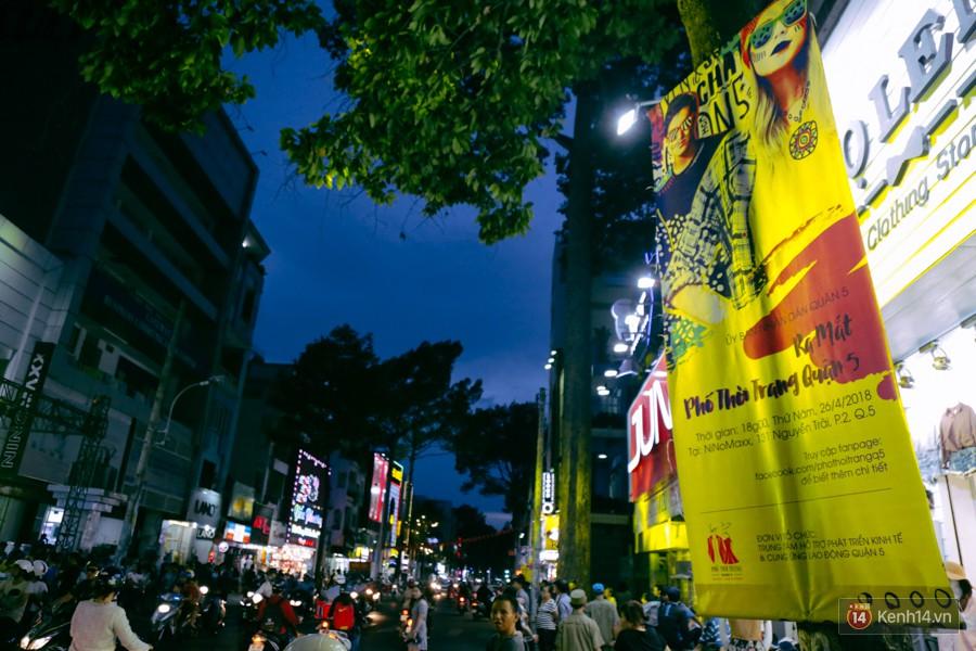 Đường Nguyễn Trãi chính thức được hợp pháp hóa thành Phố thời trang đầu tiên ở Sài Gòn-3