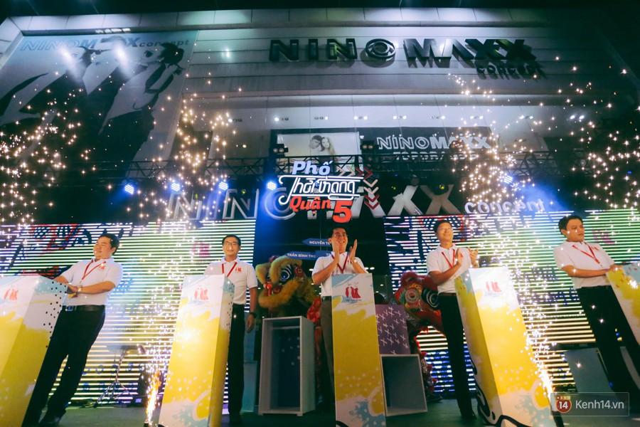 Đường Nguyễn Trãi chính thức được hợp pháp hóa thành Phố thời trang đầu tiên ở Sài Gòn-1