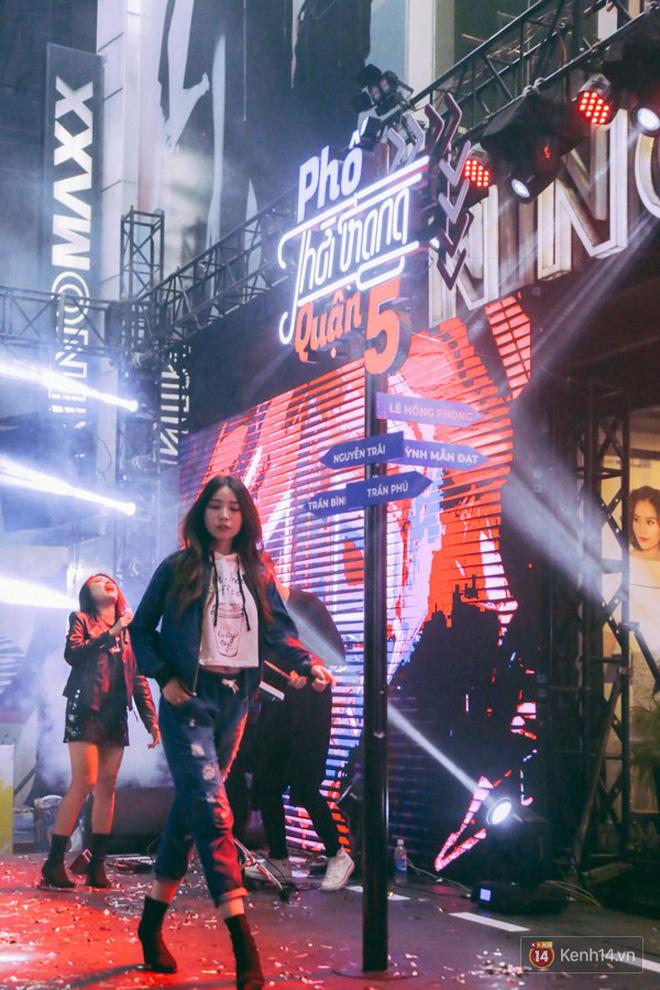 Đường Nguyễn Trãi chính thức được hợp pháp hóa thành Phố thời trang đầu tiên ở Sài Gòn-16