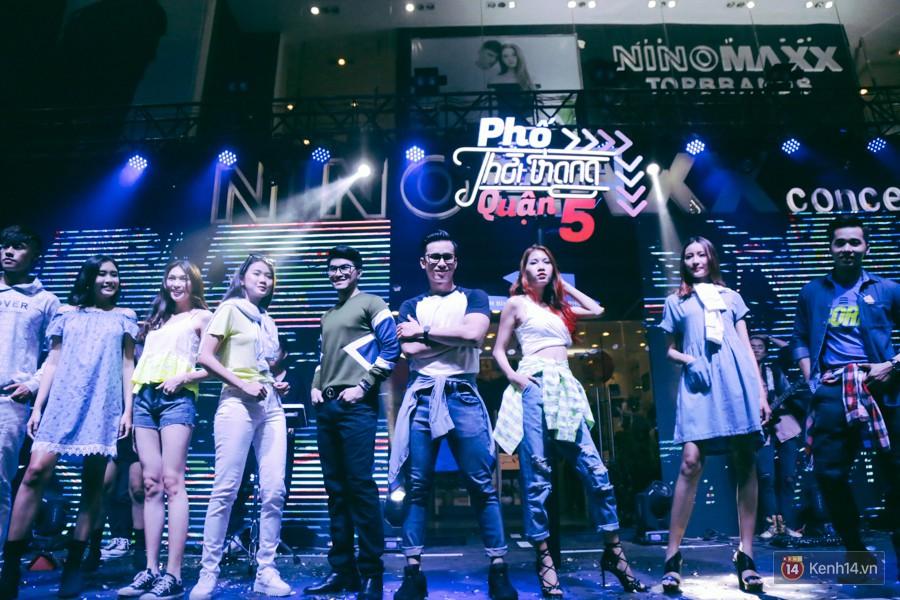 Đường Nguyễn Trãi chính thức được hợp pháp hóa thành Phố thời trang đầu tiên ở Sài Gòn-11
