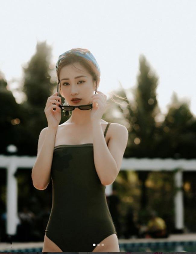 Hiếm ai như hot girl trà sữa Việt, sửa ngực xong gợi cảm mà vẫn đẹp thanh tao-1