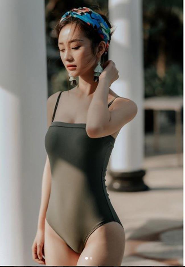 Hiếm ai như hot girl trà sữa Việt, sửa ngực xong gợi cảm mà vẫn đẹp thanh tao-2
