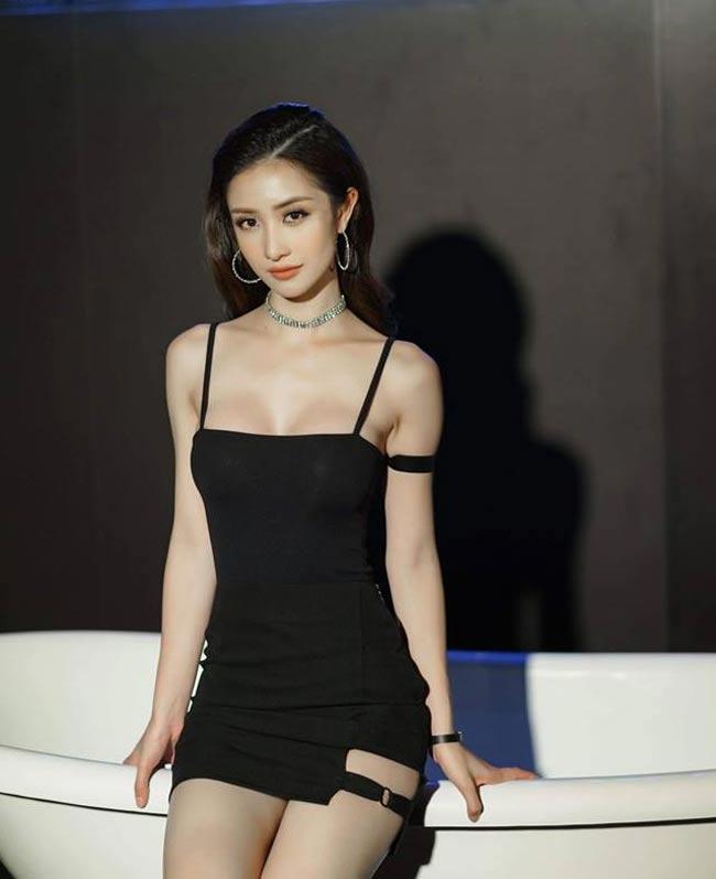 Hiếm ai như hot girl trà sữa Việt, sửa ngực xong gợi cảm mà vẫn đẹp thanh tao-11