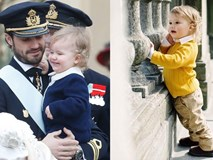 Những tiểu Hoàng tử và Công chúa trên thế giới khiến ai cũng xuýt xoa vì dễ thương