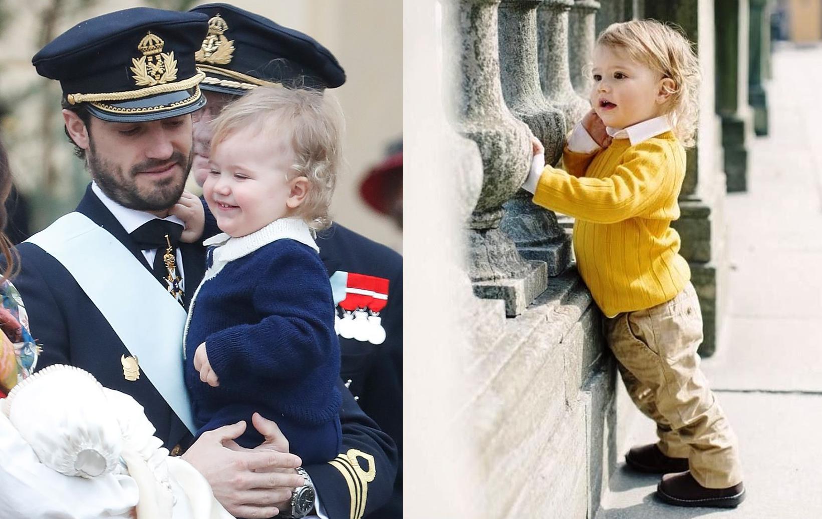 Những tiểu Hoàng tử và Công chúa trên thế giới khiến ai cũng xuýt xoa vì dễ thương-1