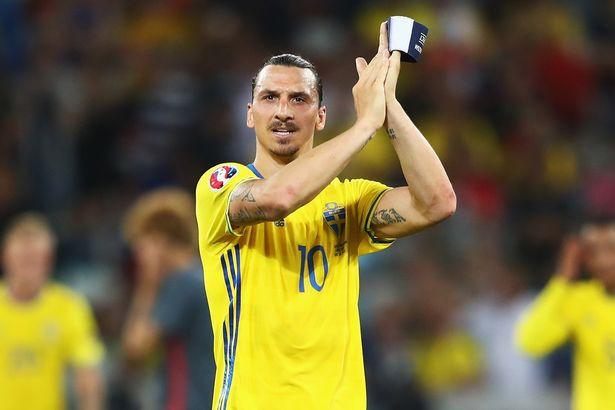 Ibrahimovic sẽ không tham dự World Cup 2018-1