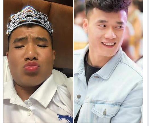 """Đức Chinh của U23 Việt Nam tiếp tục đốn tim"""" fan nữ bằng loạt ảnh tự sướng nhăng nhít thế này đây!-5"""